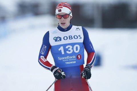 NM DEL 2: Rolf Einar Jensen, B&Y IL og Team Nord-Norge, føler han har hatt ei god oppladning til NM del 2 kommende helg. Foto: Terje Pedersen