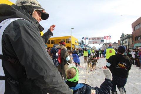 Her drar Joar Leifseth Ulsom avgårde til sin fjerde Iditarod.