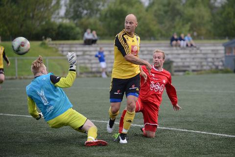 Stian Celius og Stålkam håper å komme blant de fire beste. Rana Blad tror de klarer det.