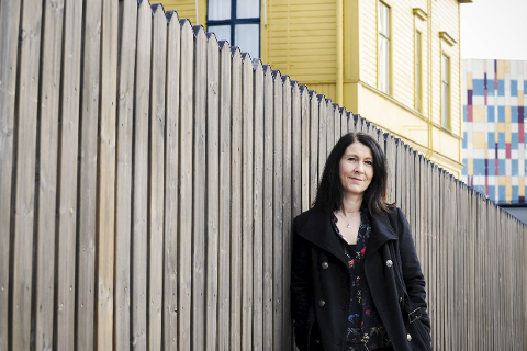 Berit Vonstad fra Mo i Rana har gjort IT-karriere i Sverige. Denne helga kan hun vinne pris for sitt engasjement for å få flere kvinner til å søke seg til en mannsdominert bransje.