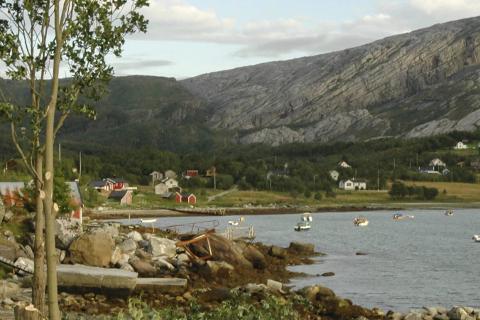 KONSESJON: Melfjordbotn kraftverk har fått konsesjon for utbygging av NVE.
