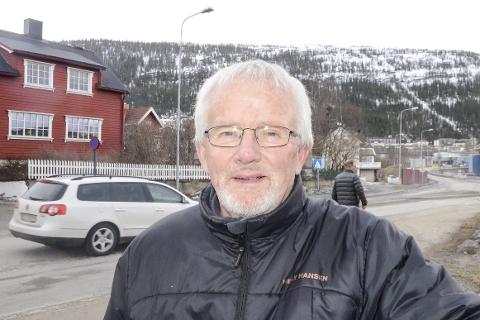 Tradisjon: Snorre Petersen og Mo Hornmusikk har lang tradisjon i å samle inn, og gi til gode formål. Foto: Toril S. Alfsvåg