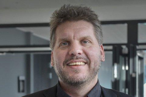 Inviterer: SV-leder i Nordland, Marius Jøsevold.