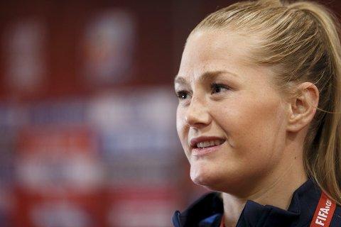Lisa-Marie Karlseng Utland deltok for Norge i VM i Canada i fjor sommer. Neste sommer kan det bli EM-deltakelse i Nederland.