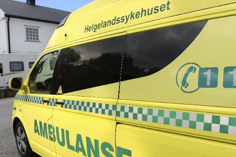 Etter gjennomførte risiko- og sårbarhetsanalyser, setter Helgelandssykehuset den vedtatte ambulanseplanen på pause. Det skal utarbeides en ny ambulanseplan i tilknytning til Helgelandssykehuset 2025.