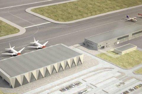 OVERMODEN: Tiden er overmoden for å få den nye sterke vekstimpulsen, den planlagte flyplassen på Hauan, argumenterer skribenten i På en lørdag.
