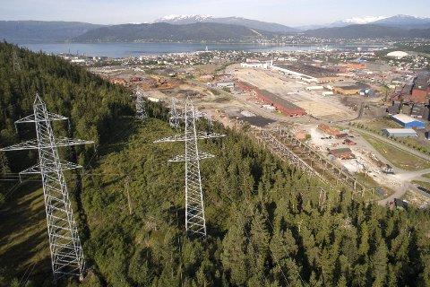 GRØNN: Mo Industripark AS har en visjon om å bli en grønn industripark i verdensklasse, skriver Arve Ulriksen.