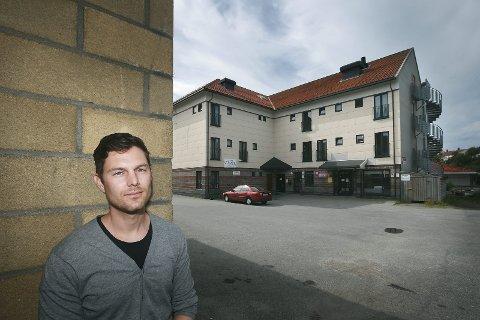 Vanlig: Are Skancke Andreassen forteller at det støtt og stadig forsvinner personer fra mottakene han driver.