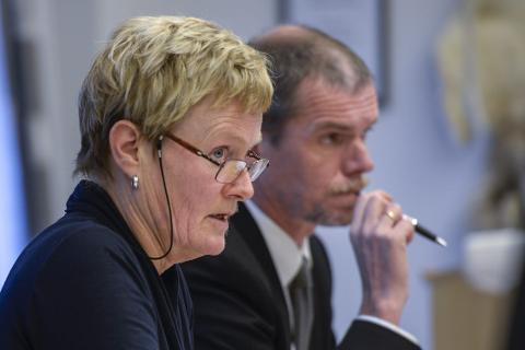 Avslått: Ordfører i Nesna, Hanne Davidsen, synes det er beklagelig at klagen de og Hattfjelldal sendte til Helsetilsynet ble avslått.