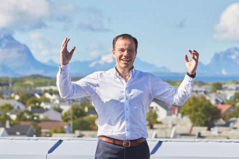 FEIL : Et historisk feilgrep å bygge nye kabler for å sende krafta til utlandet, sier fylkesrådsleder Tomas Norvoll.