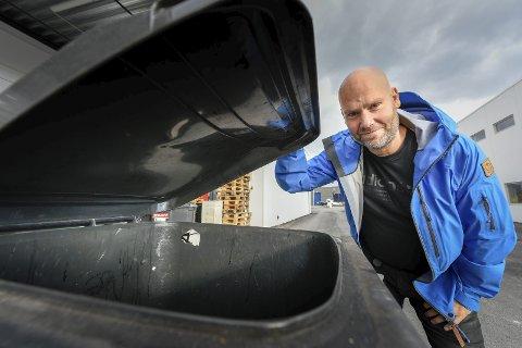 Beklagelse: Geir Benden og HAF har fått en beklagelse fra Forbrukerrådet, som nå synes det HAF gjør er ok.Foto: Øyvind BratT