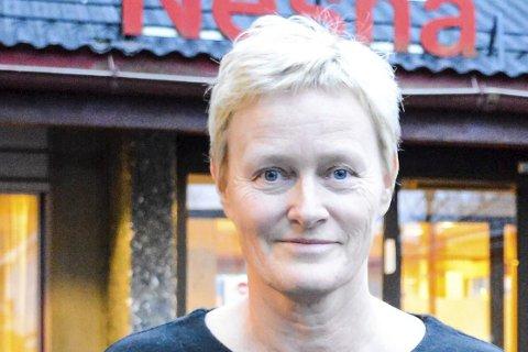 SPENNENDE ÅR: Hanne Davidsen har hatt sitt første år som nesnaordfører. Foto: Kenneth Haagensen Husby