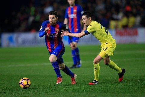 Lionel Messi har i mange år briljert på fotballbanen.