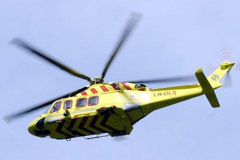 Innskriveren av dette leserbrevet, tar blant annet opp helikopterets begrensninger.