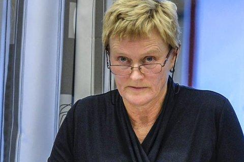 BEKLAGELIG: Ordfører i Nesna, Hanne Davidsen, synes det er veldig synd at Nesna asylmottak nå legges ned.