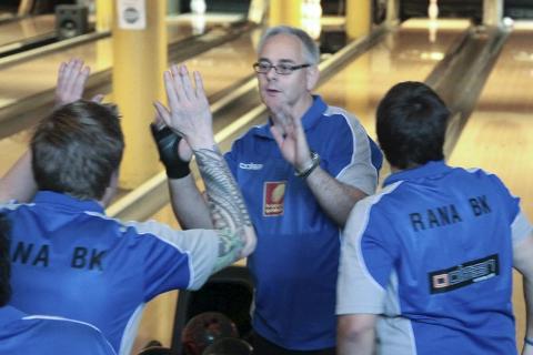 Rana bowlingklubb trenger sårt poeng i helga skal de klare å berge seg i eliteserien.