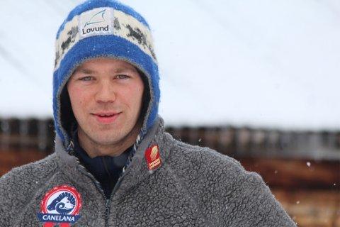 Joar Leifseth Ulsom kjørte Knik 200 i helga og ble nummer fire.
