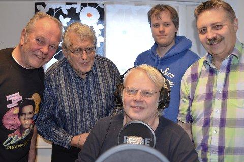 Dabber ikke: Radio Rana sender på FM-nettet som før, fra klokken 06 om morgenen. Foto: Ann Kristin Kjærnli