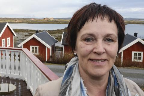 – Industrien i Nordland er veldig viktig for Norge, sier stortingsrepresentant Margunn Ebbesen fra Brønnøysund, som denne stortingsperioden er fraksjonsleder for Høyre i næringskomiteen.