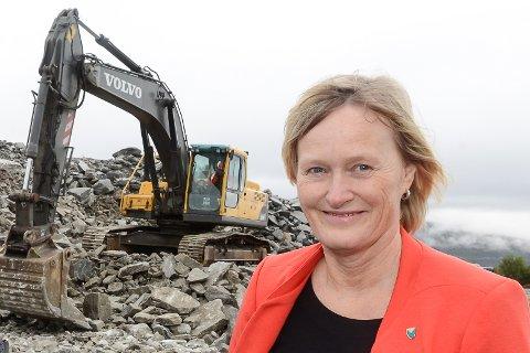 - Gjennom positiv energi kan vi klare det, sier ordfører Hanne Davidsen i Nesna kommune om arbeidsplassene det jobbes for å realisere.