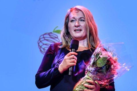 - Det er veldig hyggelig å vinne gründerprisen under Agenda Nord-Norge, sier Mia Anneli Finnestrand i By Un Mi AS.
