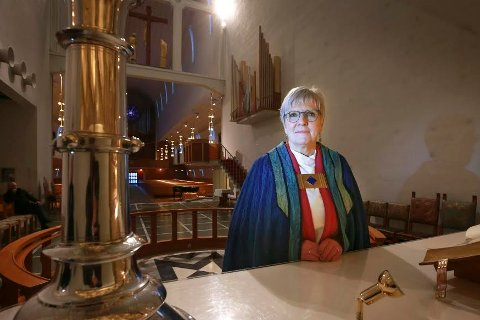 Biskop i Sør-Hålogland Ann-Helen Fjeldstad Jusnes er på lik linje med øvrige bisoper i Den norske kirke, bekymret for tvangsreturen av afghanske ungdommer.
