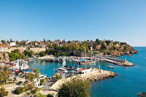 TYRKIA: Fra og med juni kan du fly direkte fra Tromsø til Antalya i Tyrkia.