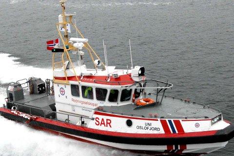 STASJONERT: 50 redningsskøyter er stasjoner i Norge.