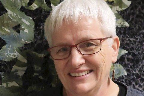 Anne Skeie. Ny helse- og omsorgssjef i Rødøy