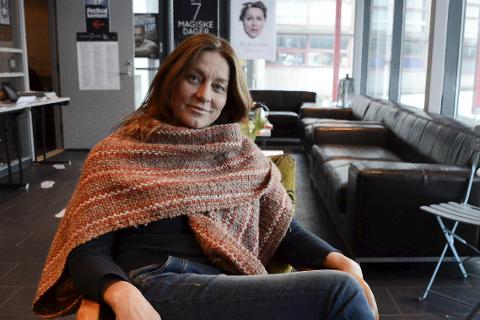 TRAVELT: Nina Bendiksen er klar for Vinterlys med smakebiter både på musikk og mat. Foto: Ann Kristin Kjærnli