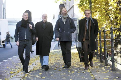 NYTT: Årets stafett avrundes med konsert med deLillos på Meyergården Spektrum.Foto: Lise Åserud
