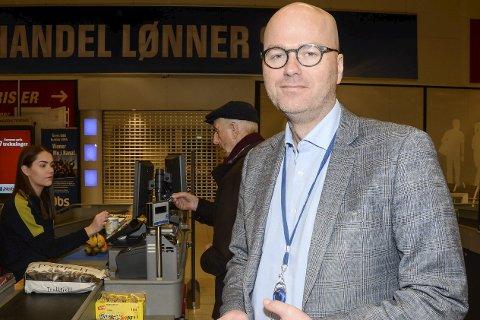MÅTEHOLD: Helt siden Per B. Brochmann ble administrerende direktør Coop Helgeland ha han nektet å ta i mot lovet bonus. Foto: Arne Forbord