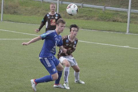 For Norge: Brede Frøysa får sjansen på landslaget igjen.