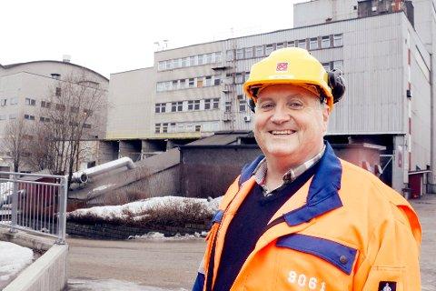 Kjell Sletsjøe gir seg som administrerende direktør i Rana Gruber etter tre og et halvt år i sjefsstolen.