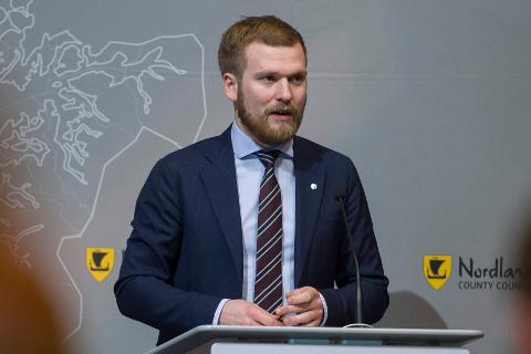 Senterpartiets førstekandidat Willfred Nordlund har gjort et brakvalg.
