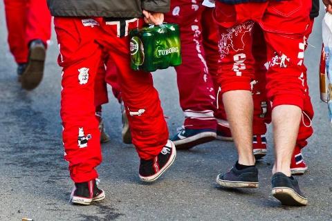 Politidistrikt Øst vil at det ikke skal være lov å nyte medbrakt alkohol på russetreff.