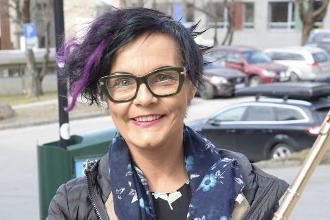 Skole: Anne Guri Frøystein håper på god rekruttering til skolekorpsene i Rana.Foto: Lisa Ditlefsen