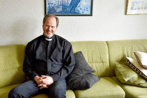 Hans Christian Håland, prest, kappelan i Hemnes