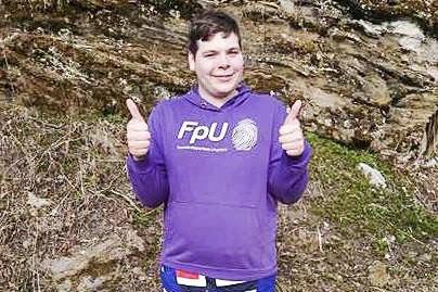 ØNSKER: Kristoffer Andersen (18), ønsker lengre tid mellom eksamen og russetid.