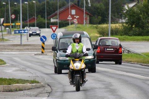Fylkeskommunen mer om innspill til kandidater til å få trafikksikkerhetsprisen i Nordland for godt forebyggende trafikksikkerhetsarbeid.