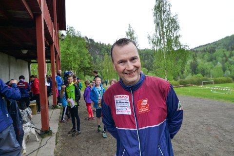 FRIR TILFAMILIENE: Ole Morten Wie og Mo Orienteringsklubb.