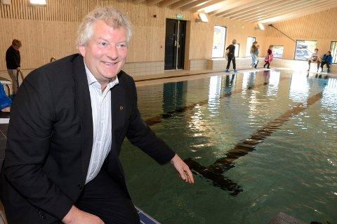 Onøy basseng Carl Einar Isachsen.
