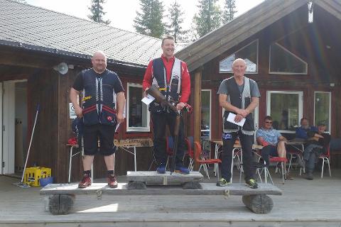 Roger Strømeng fra Alta JFF vant Ranatreffen foran Bjørnar Jensås fra Nidaros JSK og Jonny Meier fra Rennebu JFF.