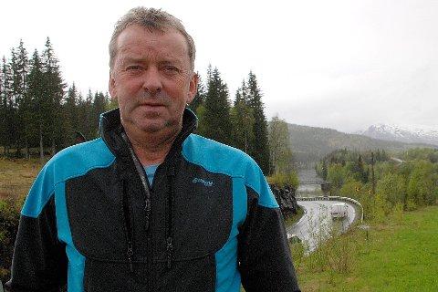 - Det er spennende at beveren observeres på nye steder i Rana, sier rovviltkontakt Steinar Røssvoll i Statens Naturoppsyn.