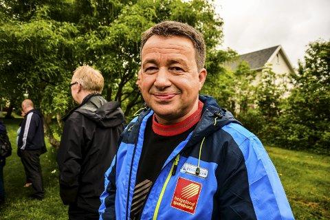 VIKTIG FOR FOLKET: Hemnes båt-og fjordfestivalen og Hemnesjazz er viktig både for næringslivet og for å sette Hemnesberget på kartet, styreleder for festivalen, Kjell-Idar Juvik.