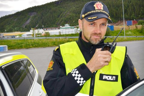 Jon Inge Kvalbukt og Ulrik Stenberg Rokstad i UP