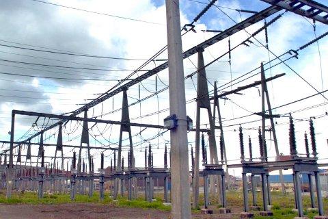 LAVEST: Strømprisene har vært lavest i Nord-Norge.  Svabo Industriterminalen på tomta  Bjørn Bjørkmo
