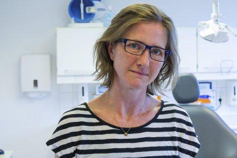 GODE PROSEDYRER: Fagsjef for Tannhelsedistrikt Sør (Helgeland) sier de har robuste prosedyrer for å oppdage om barn ikke har det greit hjemme.