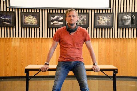 Utstilling: Fotograf Tommy Skog er årets festivalkunstner på Sjyen.