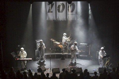 Full gass: Det er populært når Zoo spiller konserter, 30 år etter glansdagene .